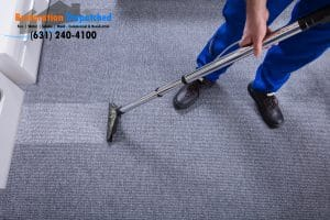 carpet water removal