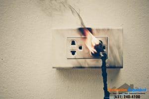 eletrical fire