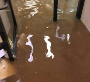 Major Office Flood 1
