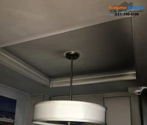 Ceiling Smoke Damage