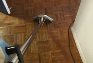 Water Extraction HardWood Floor 1